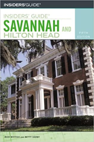 Book Savannah (Insiders' Guide)