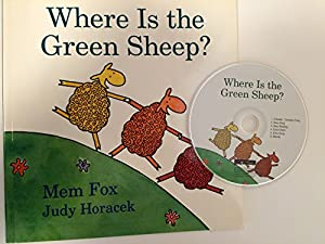 Paperback Where Is the Green Sheep? Book