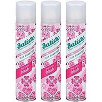 3-Count Batiste Blush Fragrance Dry Shampoo 6.73Oz