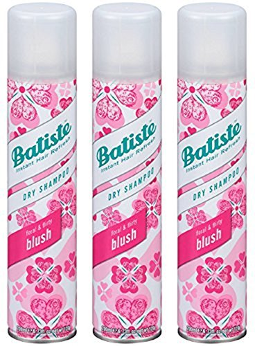 - Batiste Dry Shampoo 6.73 oz. Blush (3-Pack)