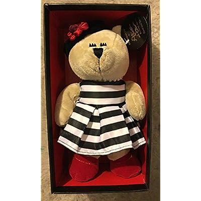 Starbucks Designer Girl Bearista Bear: Toys & Games