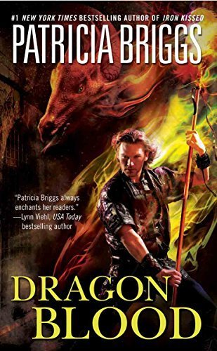 Dragon Blood (The Hurog Duology, Book 2) by Briggs, Patricia(December 31, 2002) Mass Market Paperback
