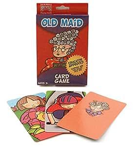 Hoyle Big Box Kid's Old Maid Card Game