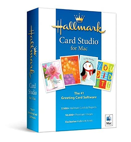 Hallmark card studio for mac amazon software hallmark card studio for mac m4hsunfo
