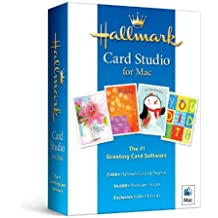 Hallmark Card Studio for Mac[OLD VERSION]