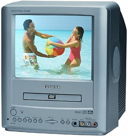 Amazon.com: Toshiba MD9DL1 9-Inch AC/DC TV-DVD Combo: Electronics