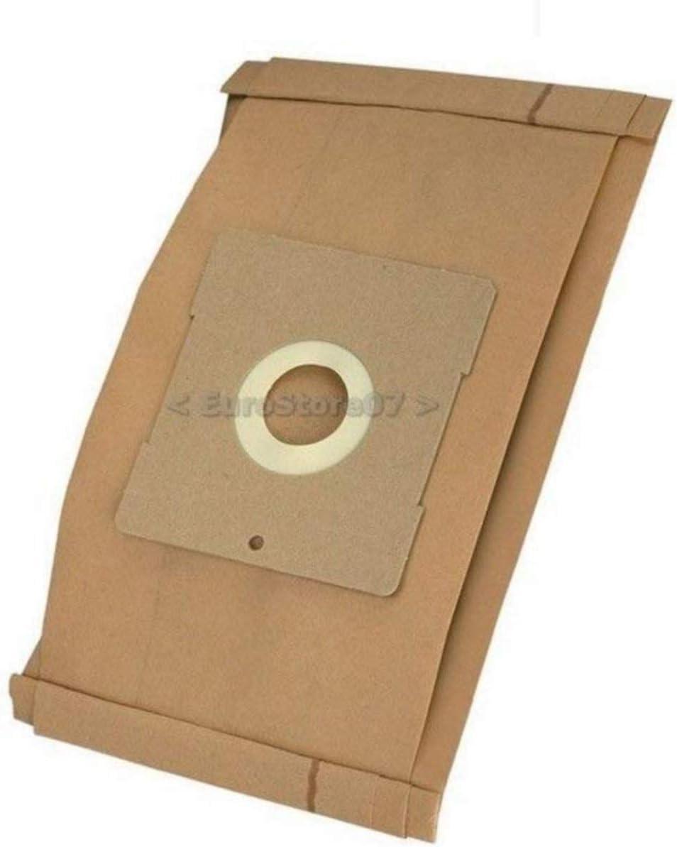 Carta Wessper 15x Sacchetti per aspirapolvere per Imetec Mousy 84701