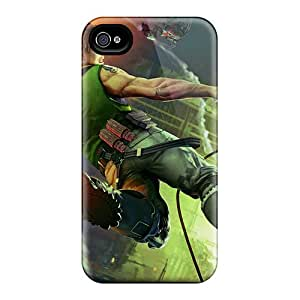 Slim Fit Protector Shock Absorbent Bumper Bionic Commando 3 Cases For Iphone 6