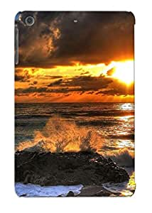 New Arrival Sunset Waves For Ipad Mini/mini 2 Case Cover Pattern For Gifts