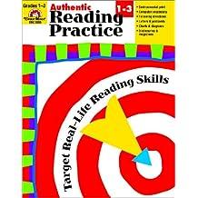 Authentic Reading Practice, Grades 1-3