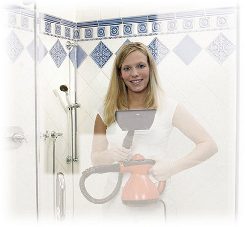 Scunci SS1000 Hand Held Steam Cleaner with Attachments