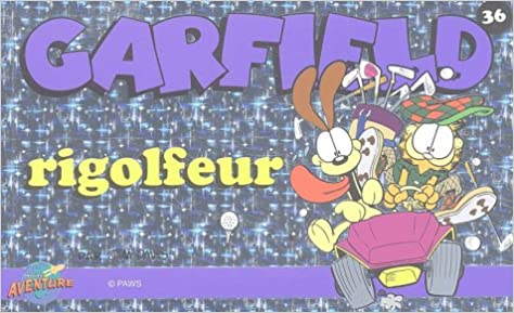 Livres gratuits Garfield, tome 36 : Rigolfeur epub pdf