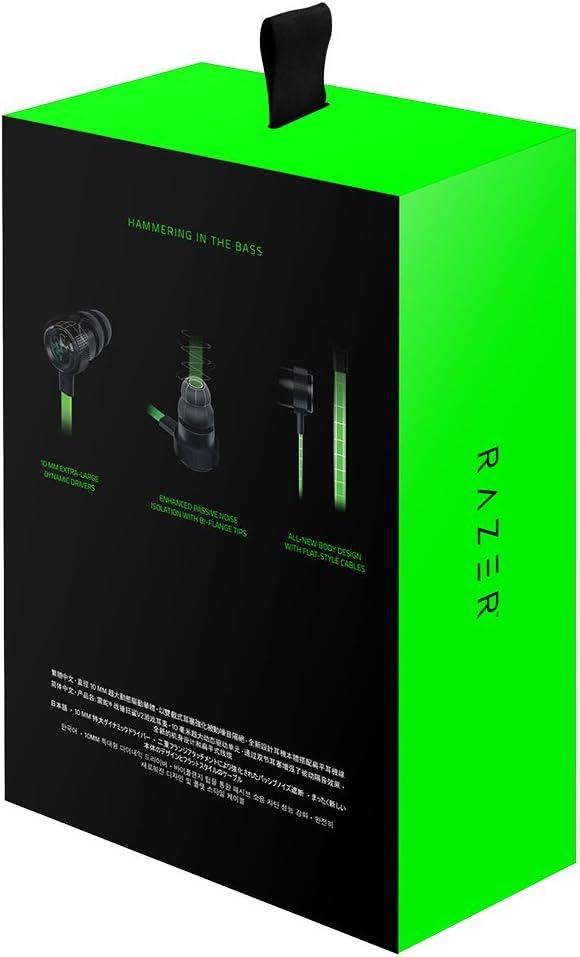 Razer Hammerhead V2 - Auriculares: Razer: Amazon.es: Electrónica