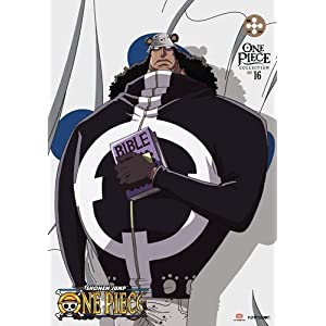 Amazon com: One Piece Collection: Box One - Episodes 1-103