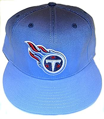 Tennessee Titans Structured Fitted Reebok Hat Size 7 7/8 - TR87M