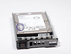 Dell 341-9875 / C91JF 146GB 15K 6.0Gbps 2.5 SFF SAS / Serial Att (Certified Refurbished)