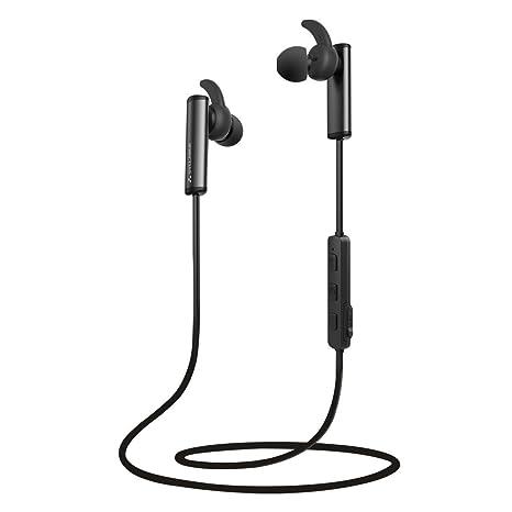 Auriculares Bluetooth 4.2 Syllable D300L Auriculares Inalámbricos Portátil Deportivos in-ear con Micrófono para Manos