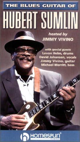 Amazon Com The Blues Guitar Of Hubert Sumlin Vhs Traum Happy Traum Happy Traum Happy Sumlin Hubert Movies Tv