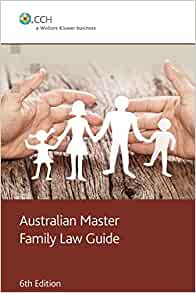 australian master family law guide 6th edition cch. Black Bedroom Furniture Sets. Home Design Ideas