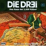 Die Dr3i - Folge 05: Das Haus der 1.000 Rätsel