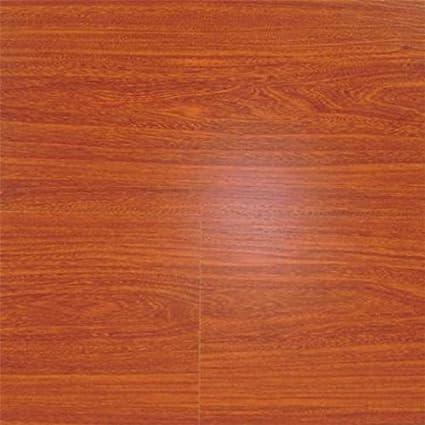 83 Mm Durique Laminate Santos Mahogany Flooring 4 X 7 34 Inch