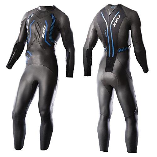 Wetsuit Uomo cobaltblue Nero Active 1 2xu 2016 Cw1zvZ1q
