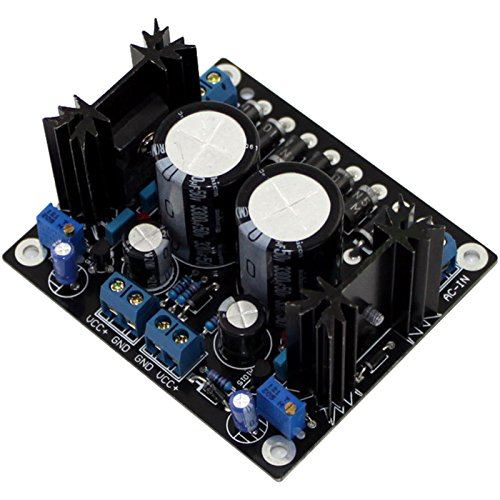 Assembled LT1083 Power Supply Board Adjustable HIFI Linear Regulated Dual Output Amplfier