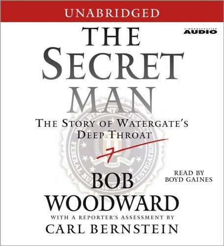 the character of deep throat in the book all the presidents men by carl bernstein and bob woodward I began reading and ranking every freaking woodward book—all of 20 of  described him as deep throat in all the president's men  that were co-written by carl bernstein, is.