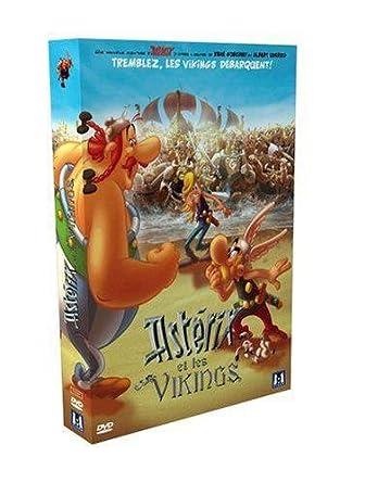 Set De Coloriage Asterix U.Amazon Com Asterix Et Les Vikings Livret Movies Tv