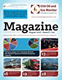 img - for Thirteen Largest U.S. Interstate Natural Gas Pipeline Operators Ranked by System: Top Five North America's Distribution Hubs (USA Oil and Gas Monitor) (Volume 8) book / textbook / text book
