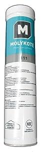 Dow Corning Molykote 111 O-Ring Valve Silicone Lubricant & Sealant 14oz 400g Cartridge