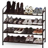 Simple Houseware Shoe Rack Storage Organizer