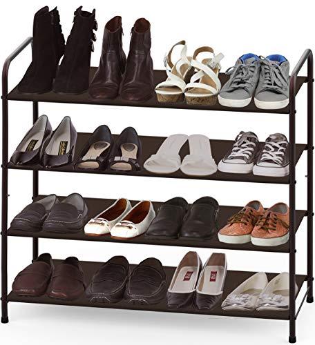 Simple Houseware 4-Tier Shoe
