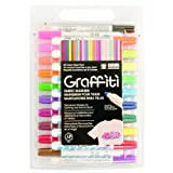 Uchida Graffiti Fabric Marker Value Set 30/Pkg-