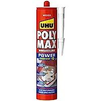 UHU 47230 - Poly Max High Grip Express Express - wit 425 g wit