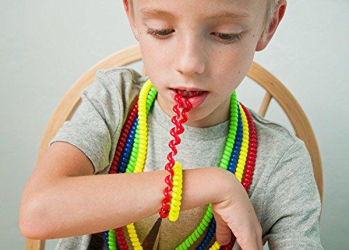 Chewable Jewelry Large Coil Bracelet Fun Sensory Motor