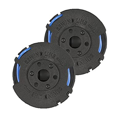 Ryobi P2000-P2005 Trimmer (2 Pack) Replacement Spool W/Line # 310917001-2pk