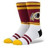 Stance M558C17WAS Men's Redskins Sideline Socks
