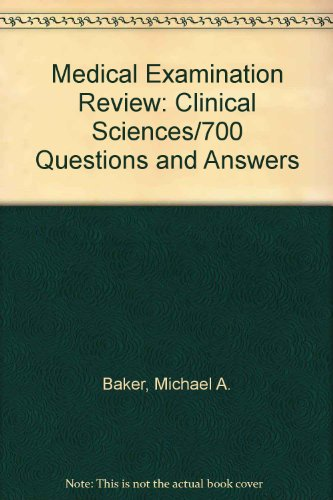 Dr. Michael  Baker Publication
