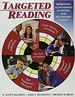Book Targeted Reading: Improving Achievement in Middle and Secondary Grades