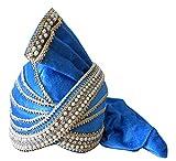 Designer Men Hat Handmade Muslim Islamic Turban Pag Pathani Pagri Kcit149