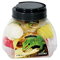 Reptiles Planet Vita Jelly Mix Lizzard Food, 10-Piece