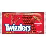 TWIZZLERS Twists (Strawberry, 16-Ounce Bag)