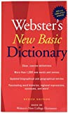 Houghton Mifflin Company Webster's New Basic Dictionary (HOU1019935)