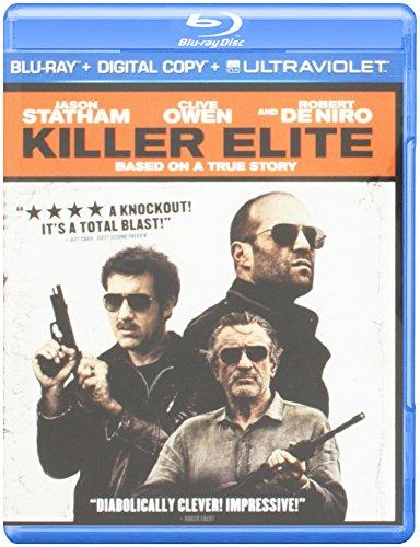 Killer Elite (Blu-ray + Digital Copy + UltraViolet + Jason Bourne Fandango Cash)