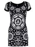 Banned Pentagram Black Women39;s Top