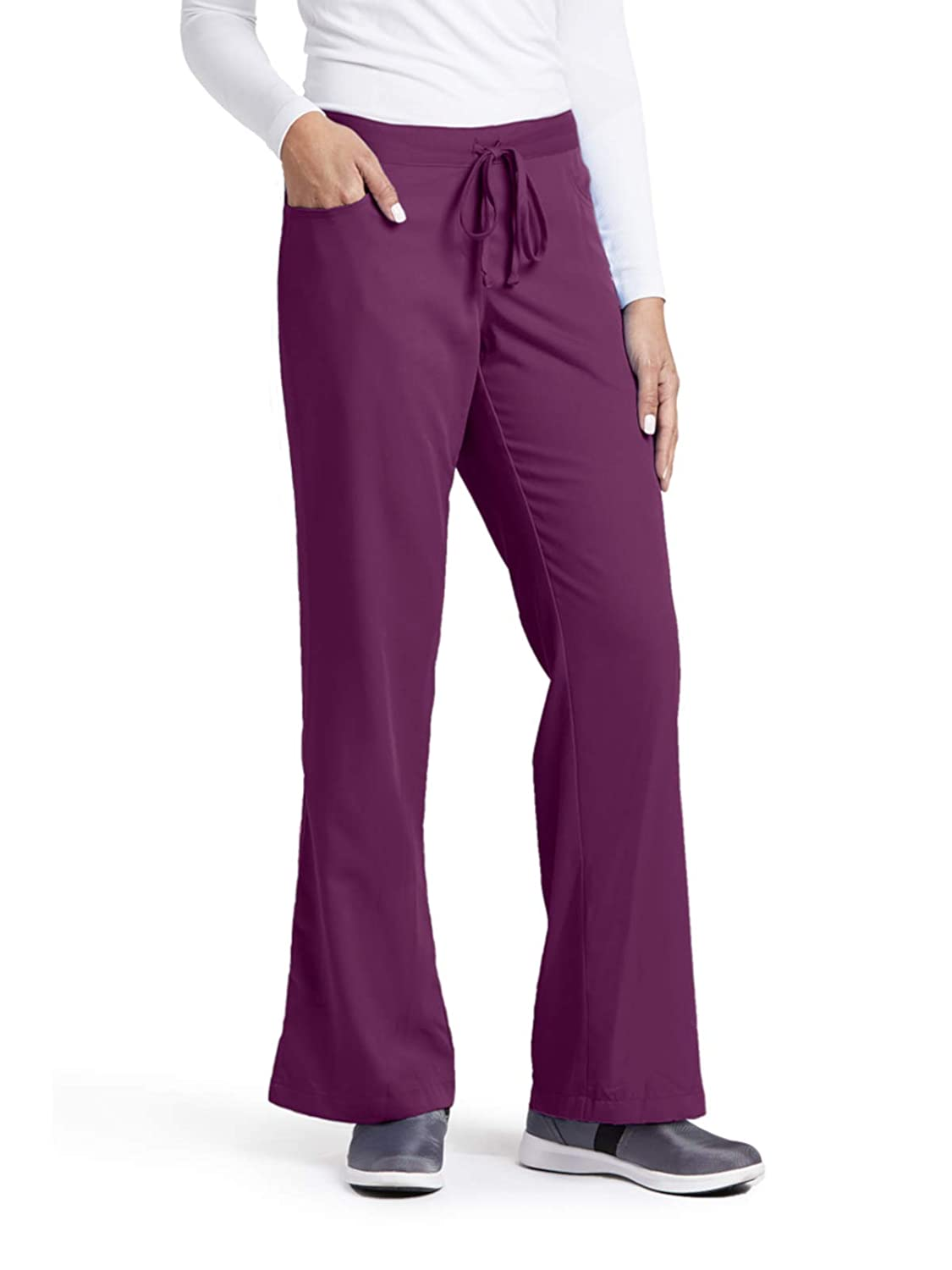 Grey's Anatomy Women's 4232 Drawstring Scrub Pant