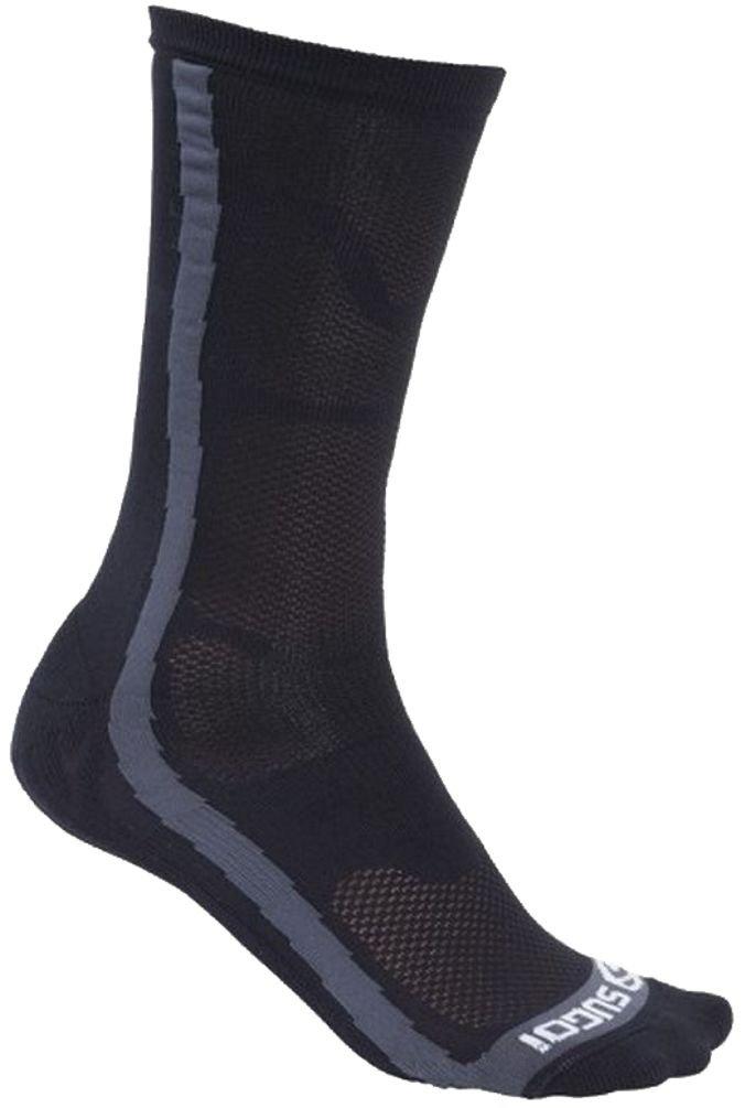 Sugoi RS Crew Socks, Black, Small by SUGOi