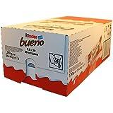 Kinder Bueno, CASE, 43 g x 30 bars, chocolate bueno