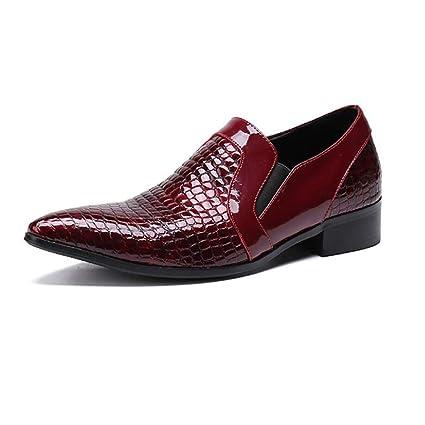 Scarpe Per Matrimonio Uomo : Fuweiencore scarpe da uomo da uomo scarpe eleganti in pelle a